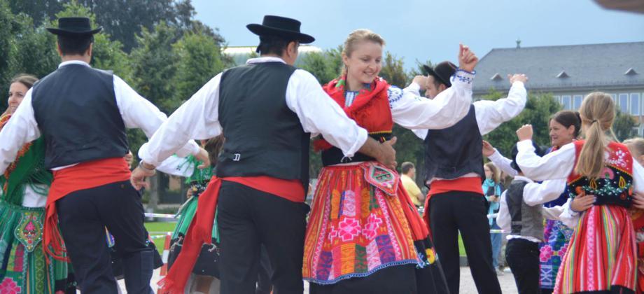 Rancho Folclórico 'Danças de Portugal' - Home